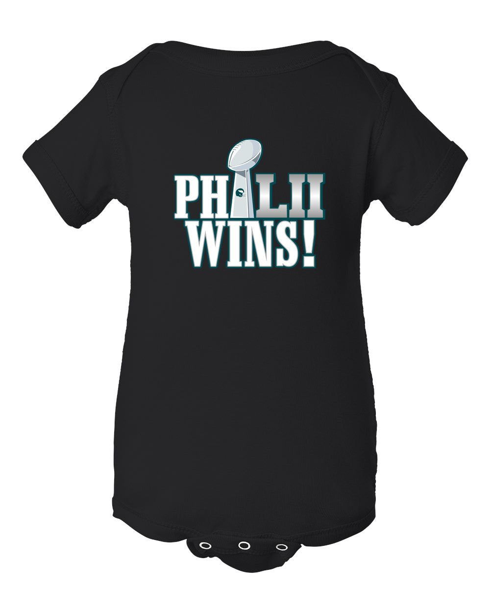 Philly Wins! INFANT Onesie