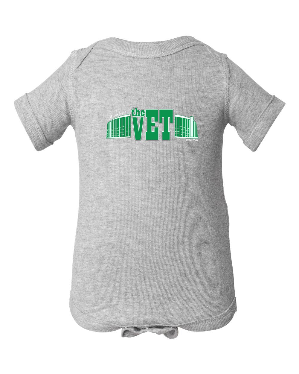 The Vet Football INFANT Onesie