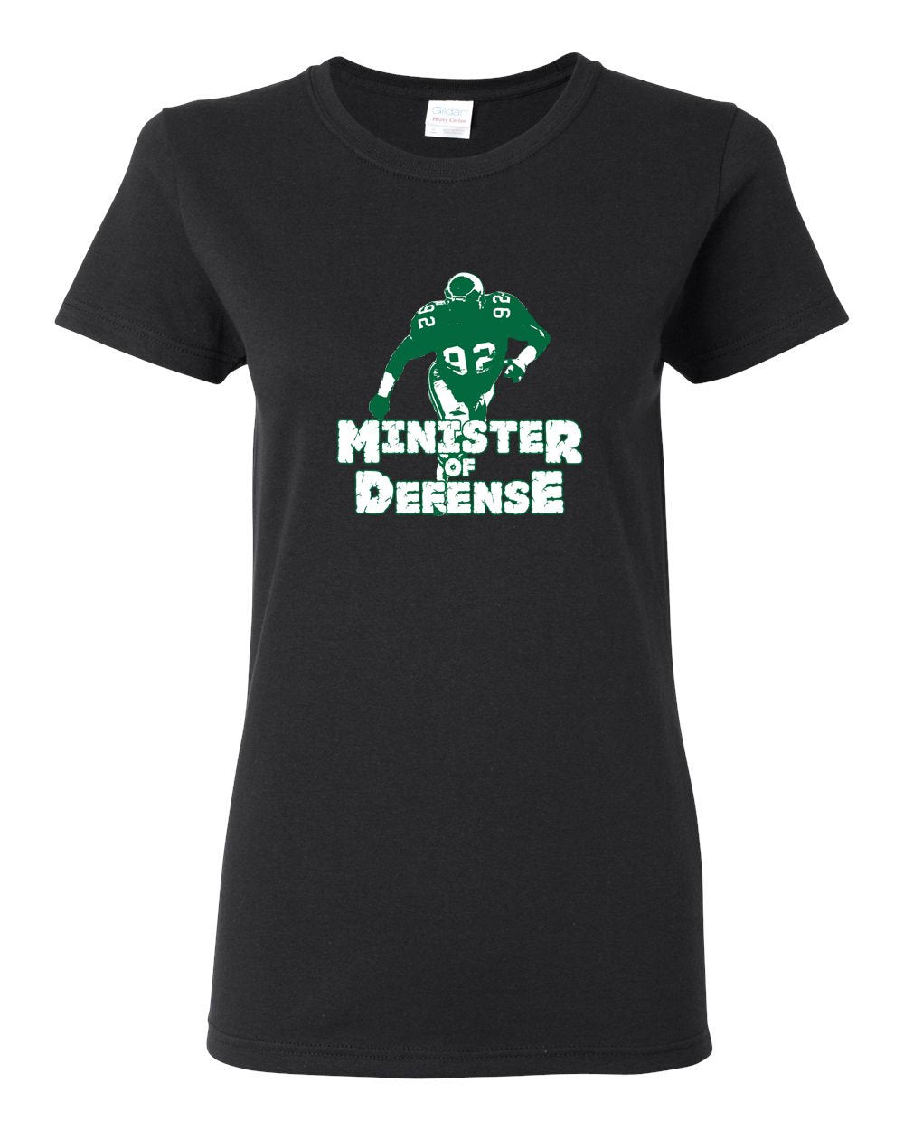 Minister Of Defense LADIES Missy-Fit T-Shirt