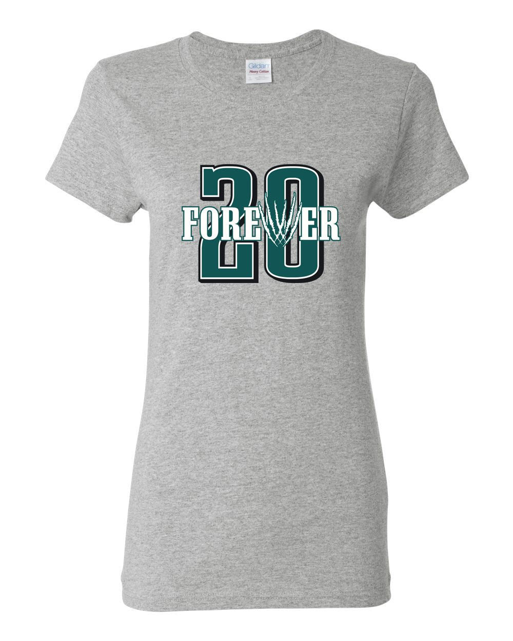 B Dawk Forever LADIES Missy-Fit T-Shirt