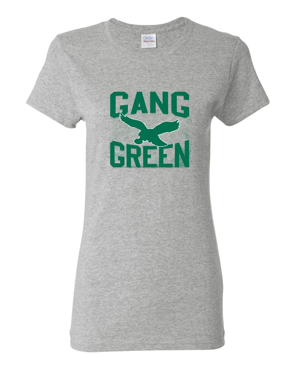 Gang Green LADIES Missy-Fit T-Shirt