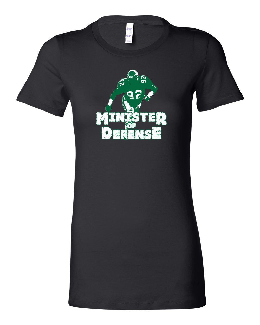 Minister Of Defense LADIES Junior-Fit T-Shirt