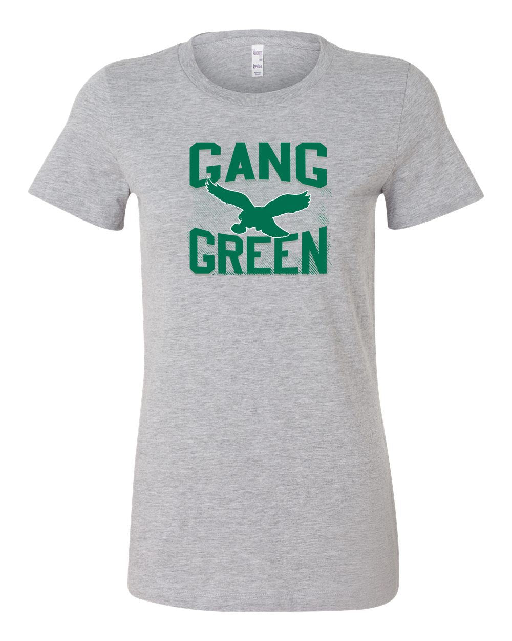 Gang Green LADIES Junior-Fit T-Shirt
