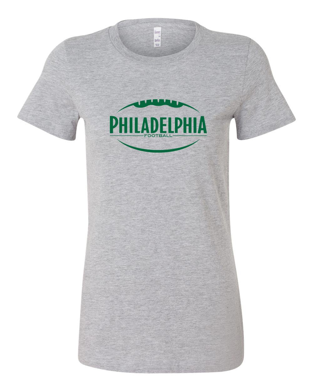 Philadelphia Football LADIES Junior-Fit T-Shirt