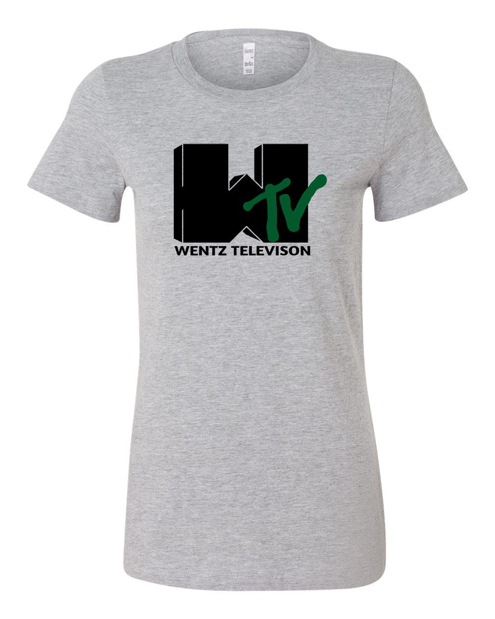 Wentz TV LADIES Junior-Fit T-Shirt