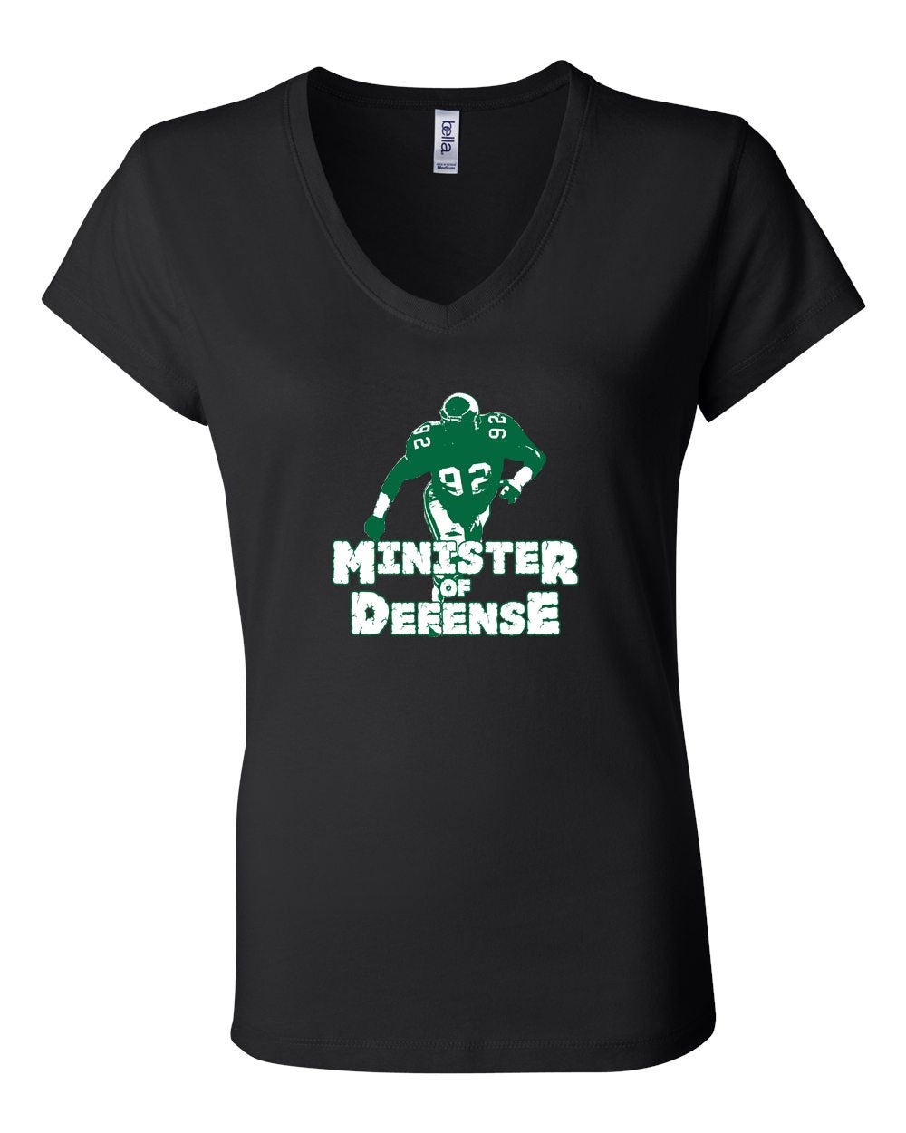 Minister Of Defense LADIES Junior Fit V-Neck