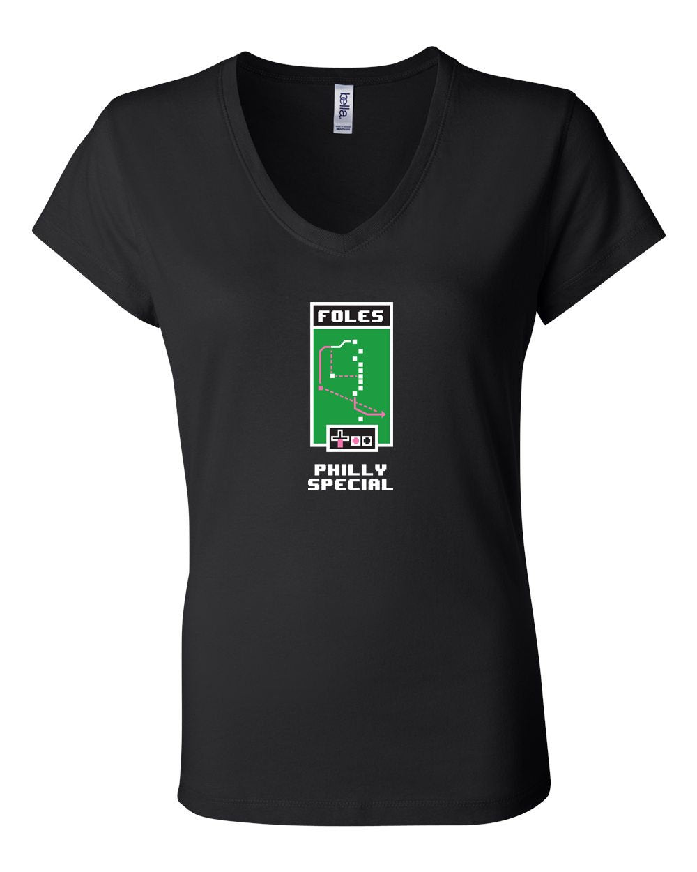 Philly Special LADIES Junior Fit V-Neck