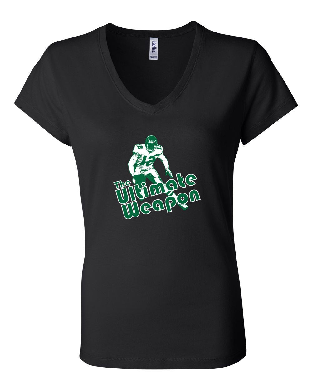 The Ultimate Weapon LADIES Junior Fit V-Neck