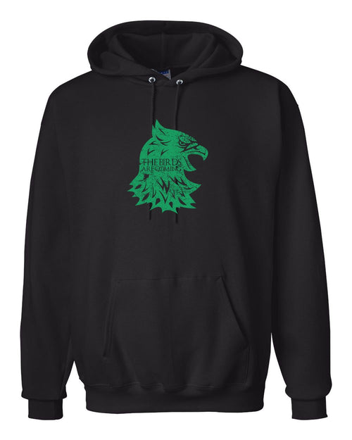 The Birds Are Coming Hoodie