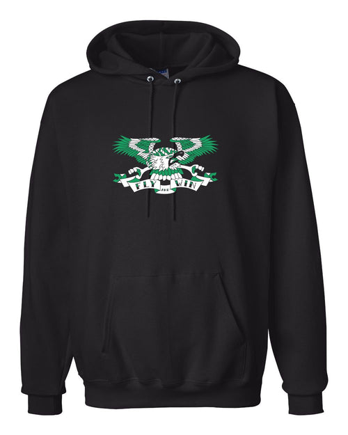 Fly and Win Hoodie