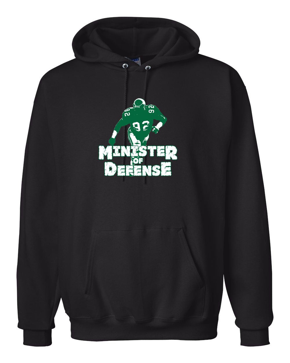 Minister Of Defense Hoodie