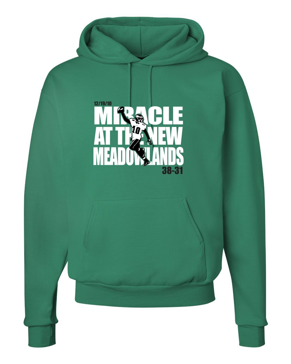 Miracle at the New Meadowlands Hoodie