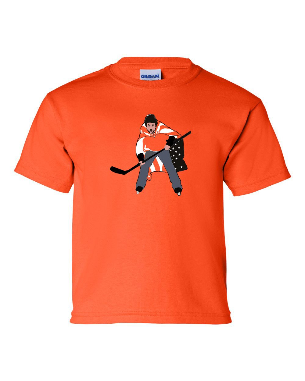 Charlie Hockey KIDS T-Shirt