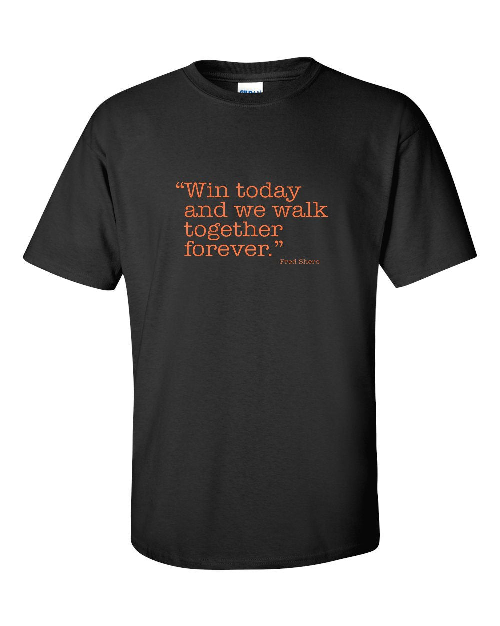 Win Today Mens/Unisex T-Shirt