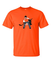Charlie Hockey Mens/Unisex T-Shirt