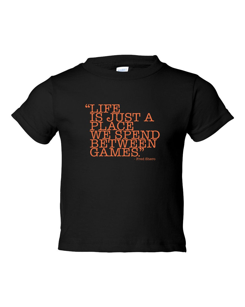 Between Games TODDLER T-Shirt