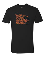 Between Games Mens/Unisex T-Shirt