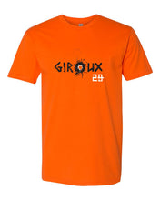 Giroux Splatter Art Mens/Unisex T-Shirt