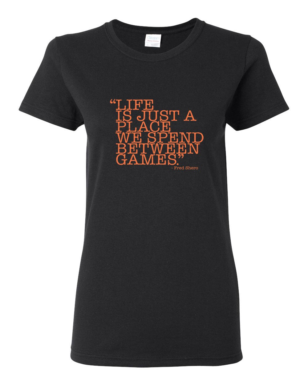 Between Games LADIES Missy-Fit T-Shirt