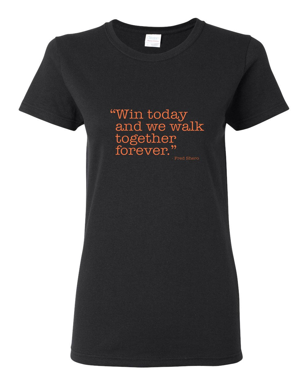 Win Today LADIES Missy-Fit T-Shirt