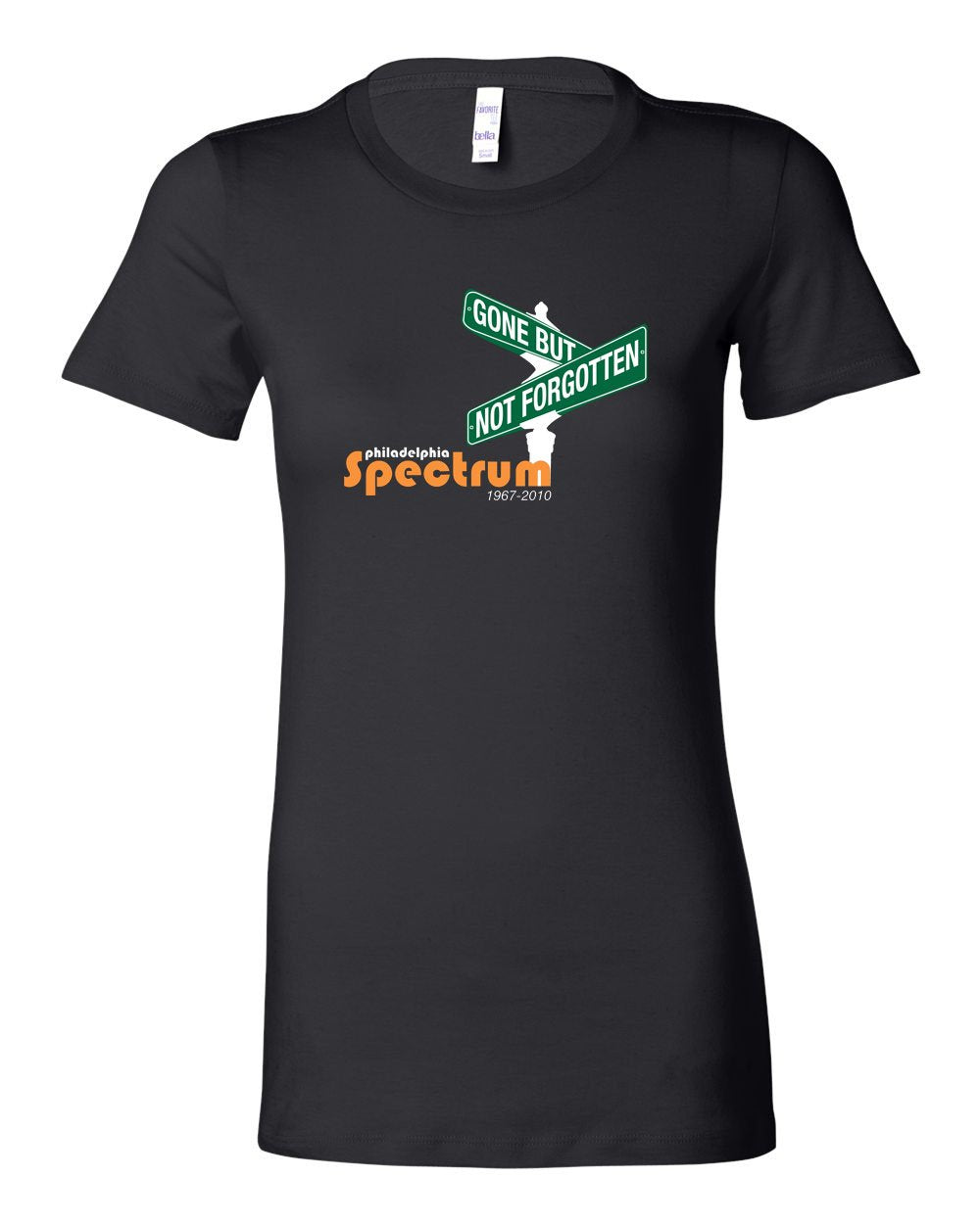 Gone But Not Forgotten LADIES Junior-Fit T-Shirt