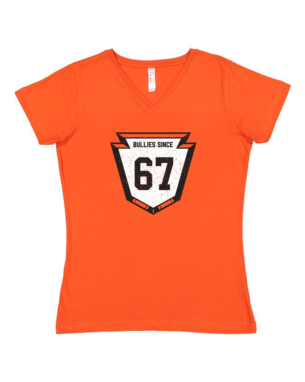 Bullies Keystone LADIES Junior Fit V-Neck