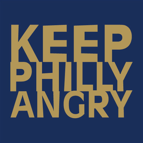 Keep Philly Angry