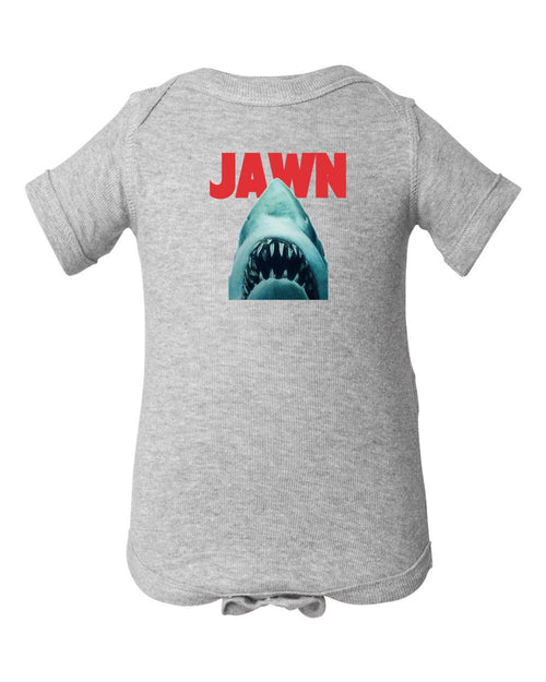 Jaws Jawn INFANT Onesie