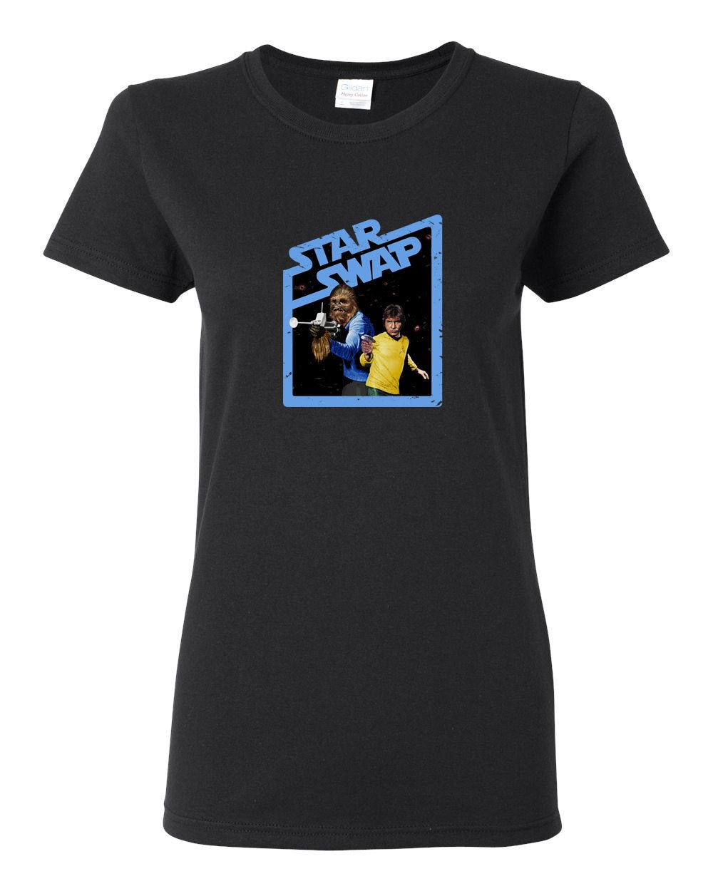 Star Swap LADIES Missy-Fit T-Shirt
