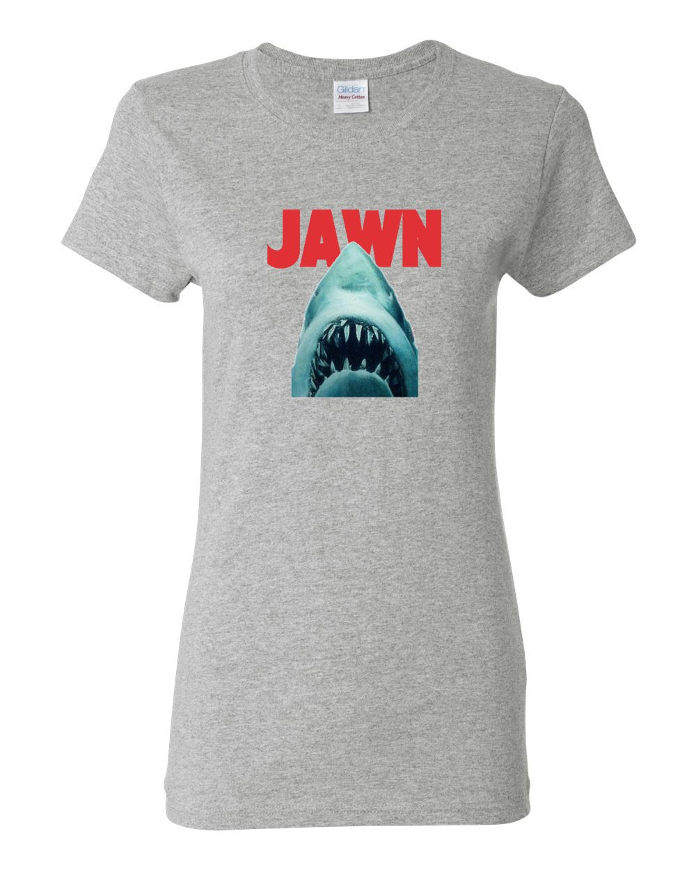 Jaws Jawn LADIES Missy-Fit T-Shirt