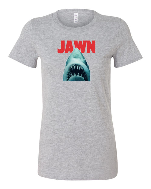 Jaws Jawn LADIES Junior-Fit T-Shirt