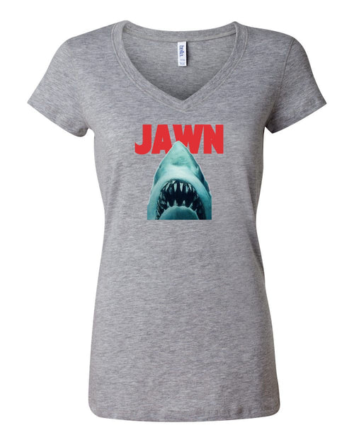 Jaws Jawn LADIES Junior Fit V-Neck