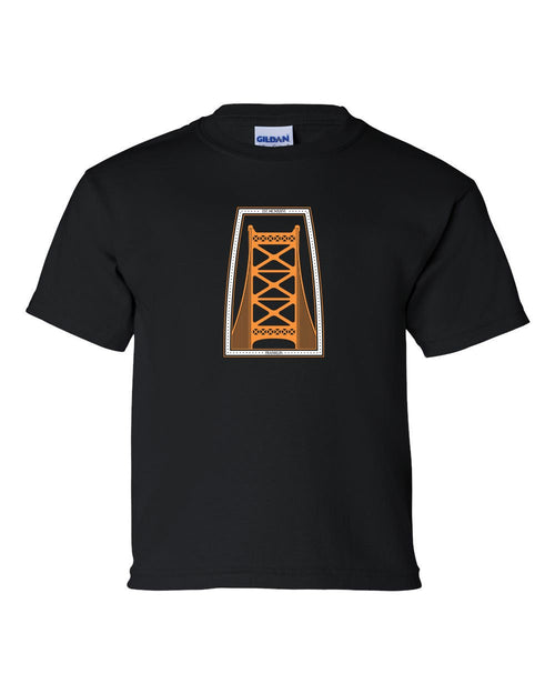 Ben Franklin Bridge Hockey KIDS T-Shirt