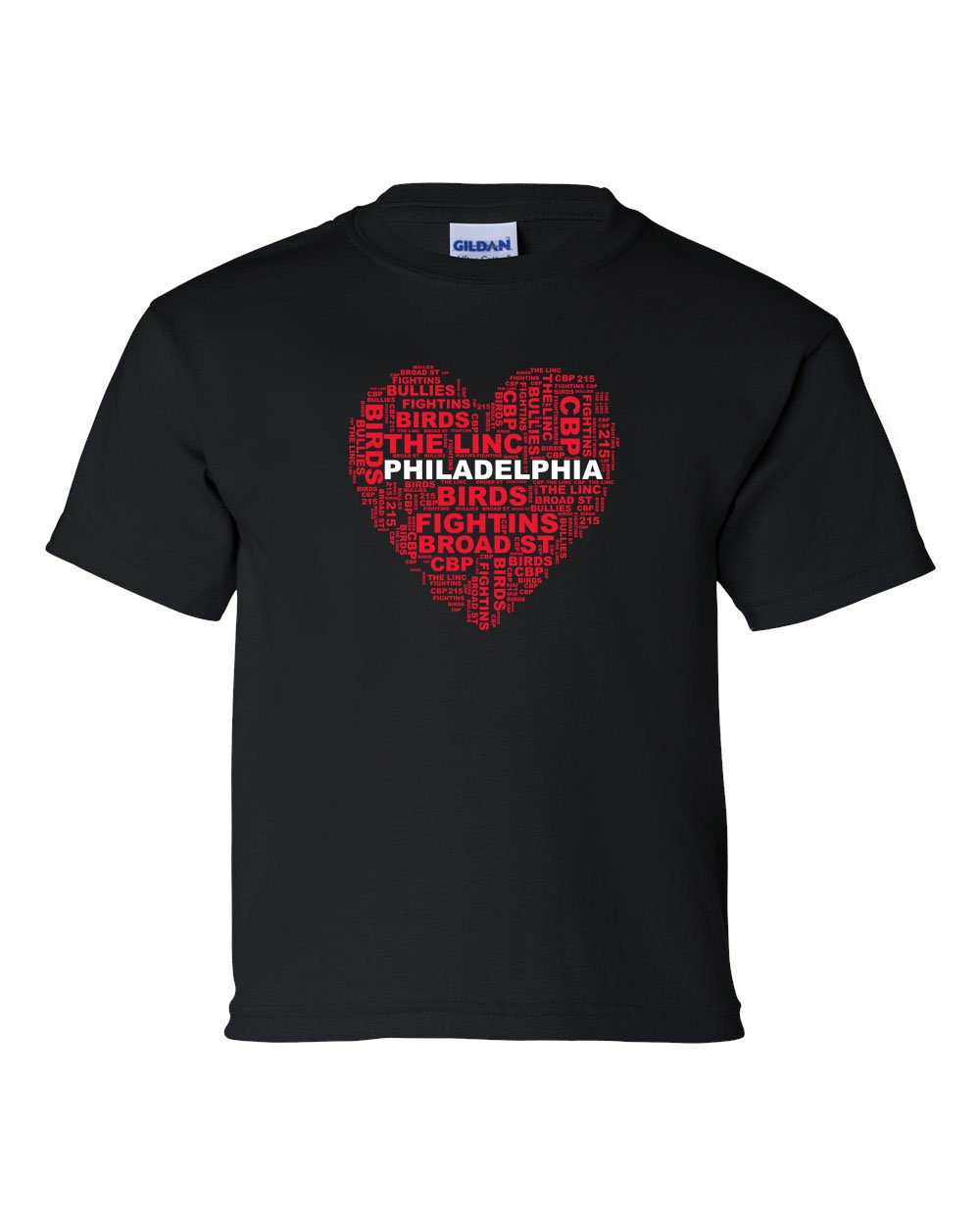 Philly Heart KIDS T-Shirt