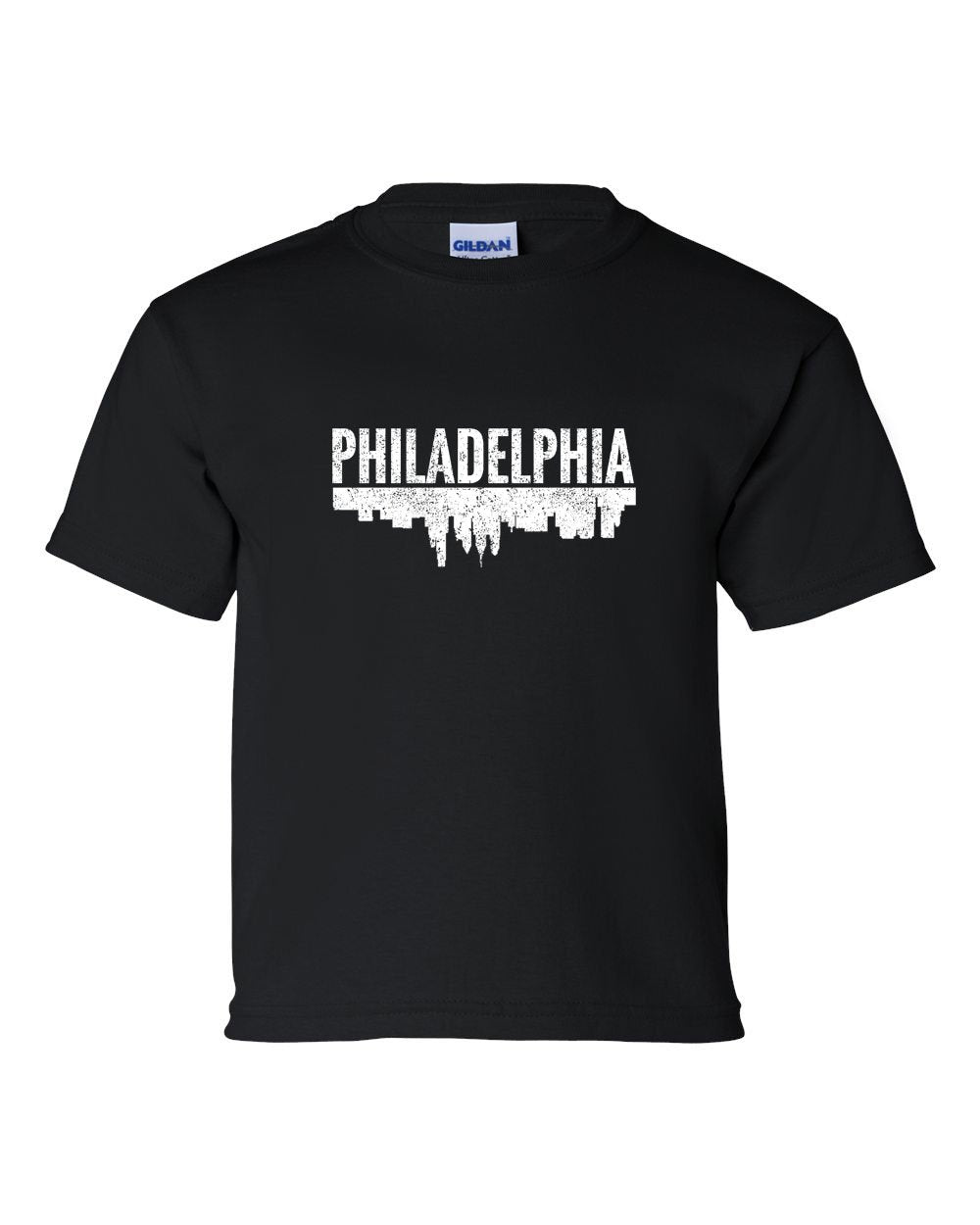 Philadelphia Skyline KIDS T-Shirt