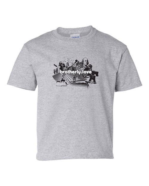 Brotherly Love V1 KIDS T-Shirt