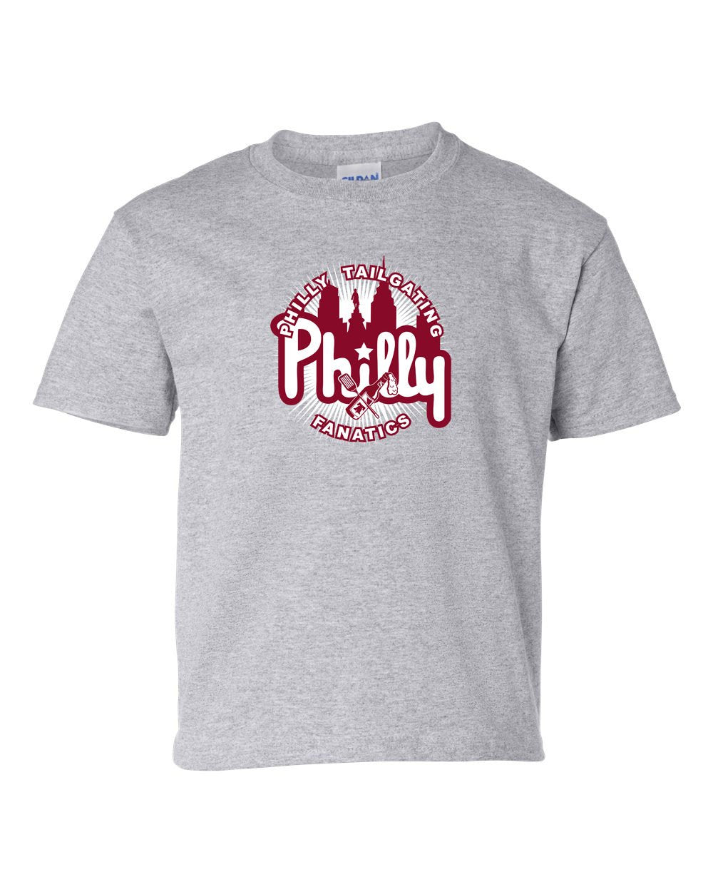 Philly Tailgating KIDS T-Shirt