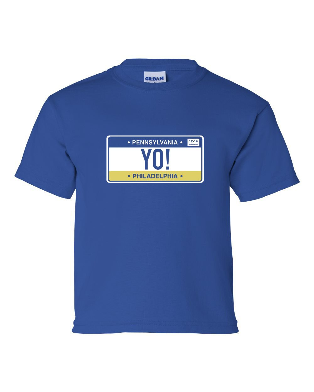 Yo Philly! KIDS T-Shirt