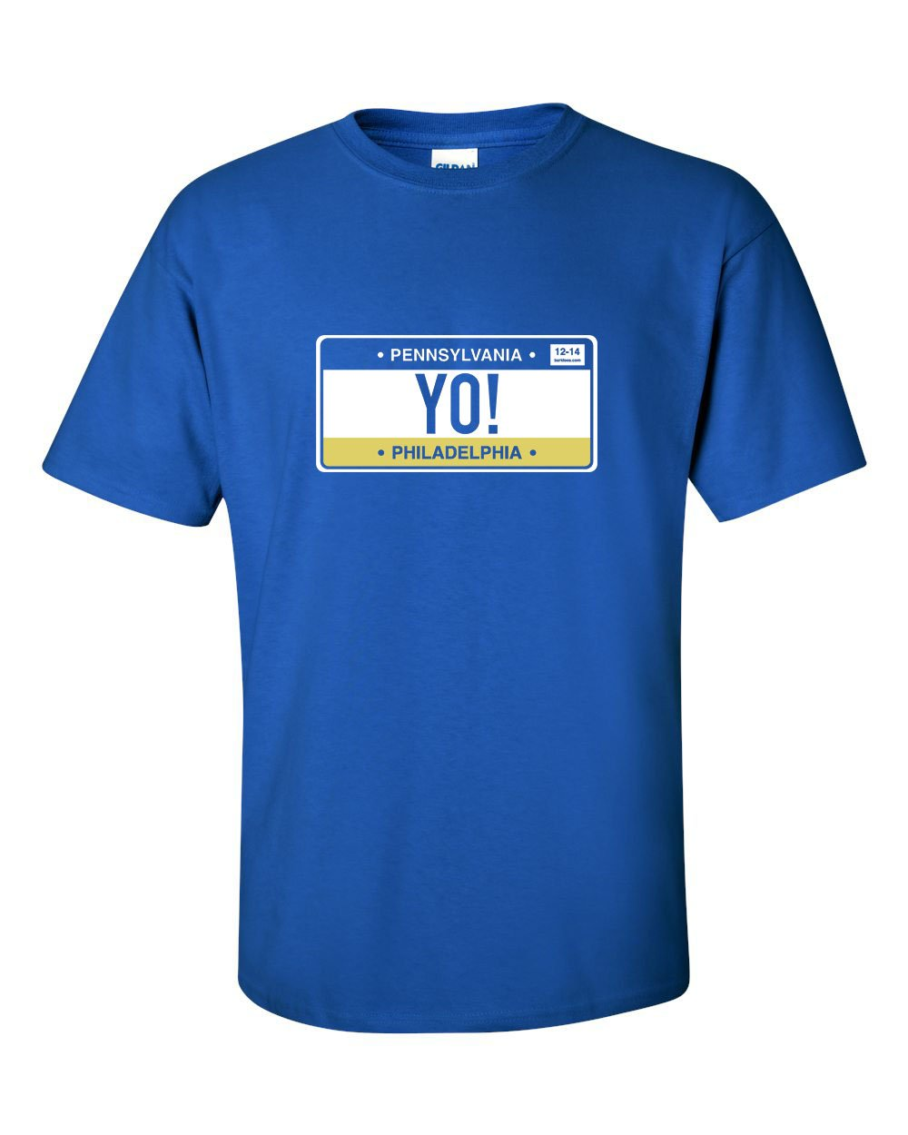 Yo Philly! Mens/Unisex T-Shirt