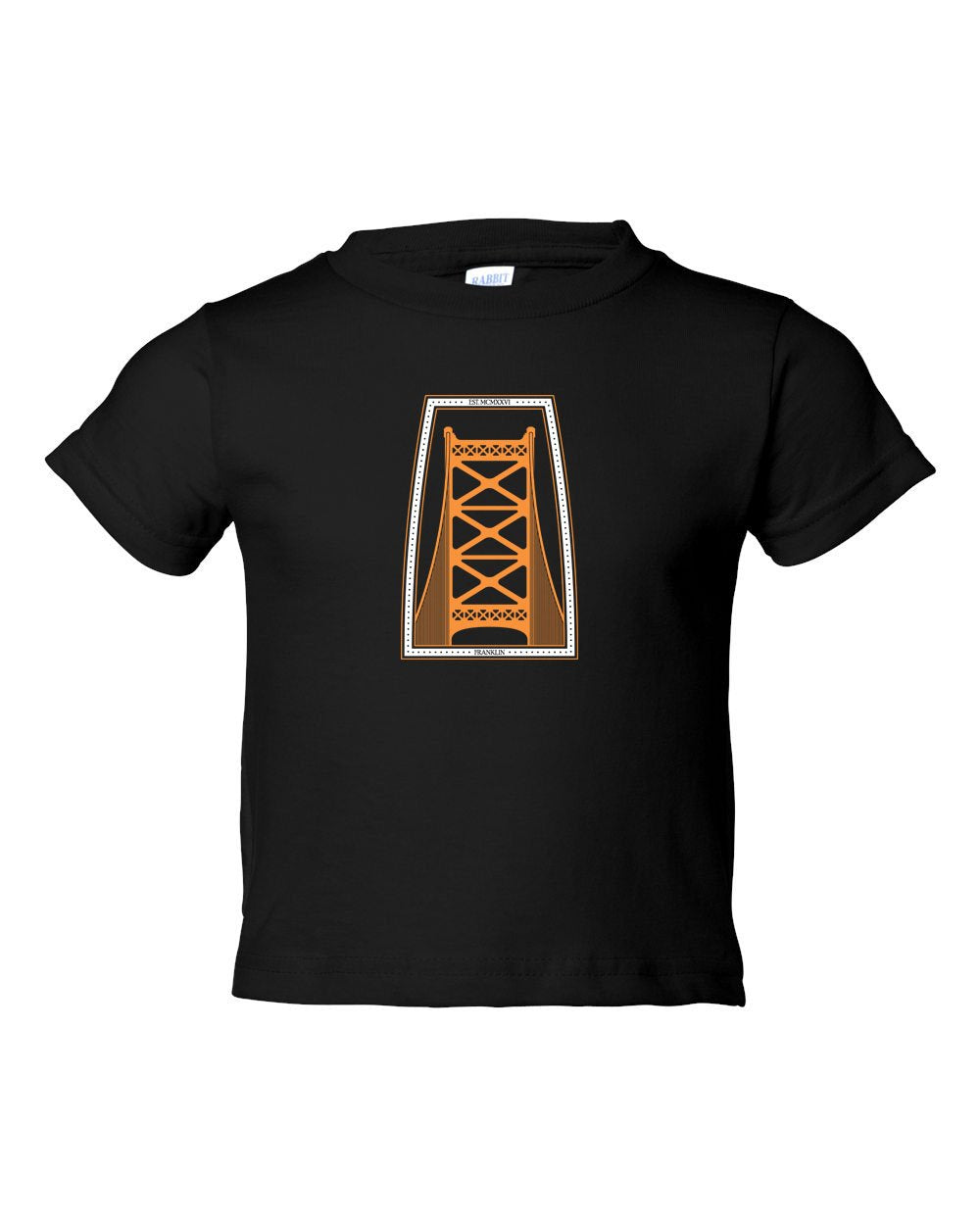Ben Franklin Bridge Hockey TODDLER T-Shirt