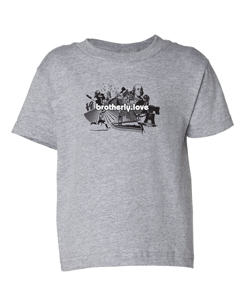 Brotherly Love V1 TODDLER T-Shirt