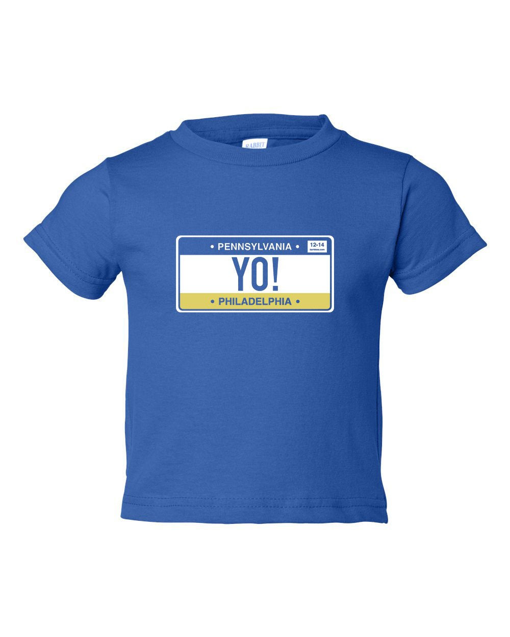 Yo Philly! TODDLER T-Shirt
