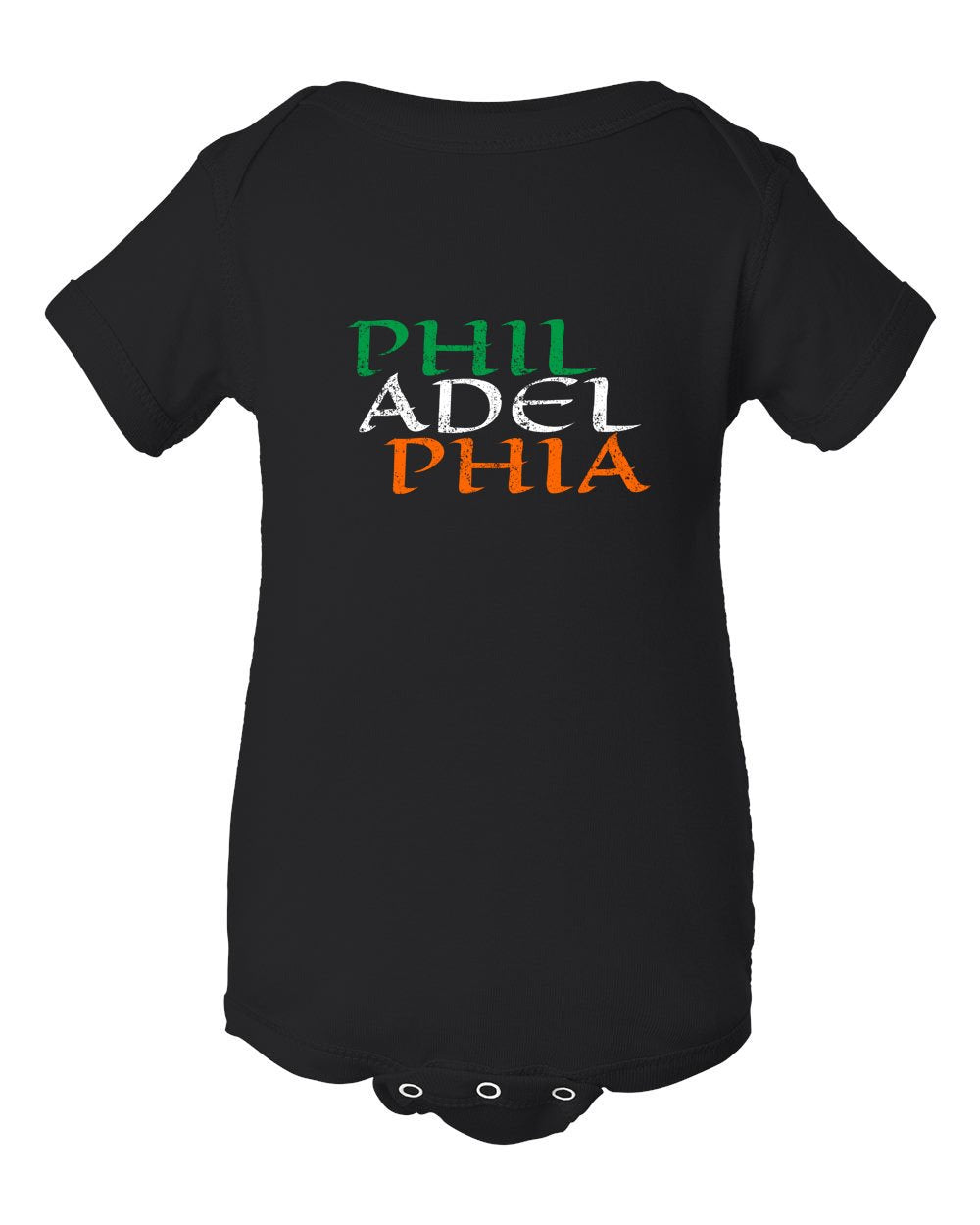 Irish Philadelphia INFANT Onesie