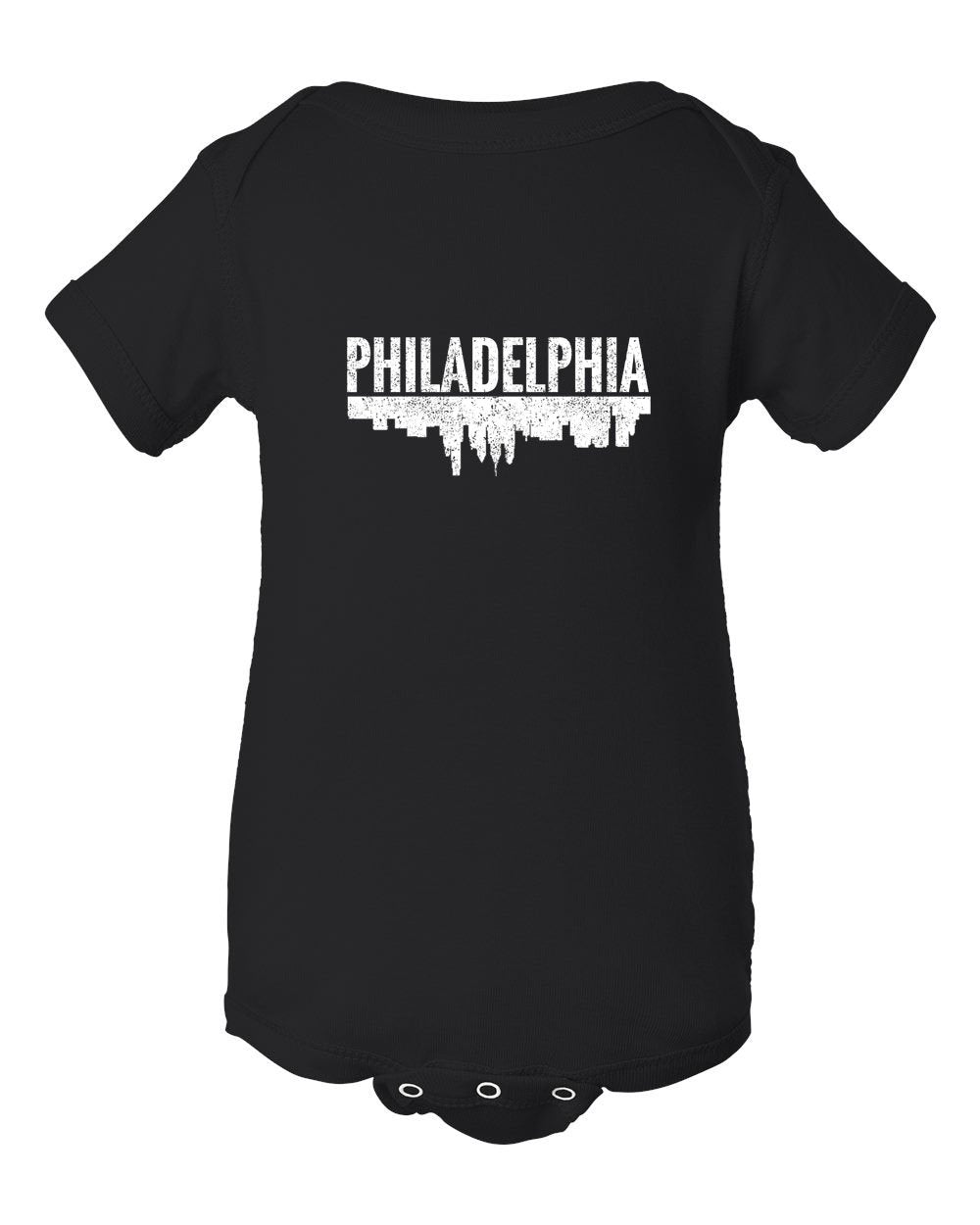 Philadelphia Skyline INFANT Onesie