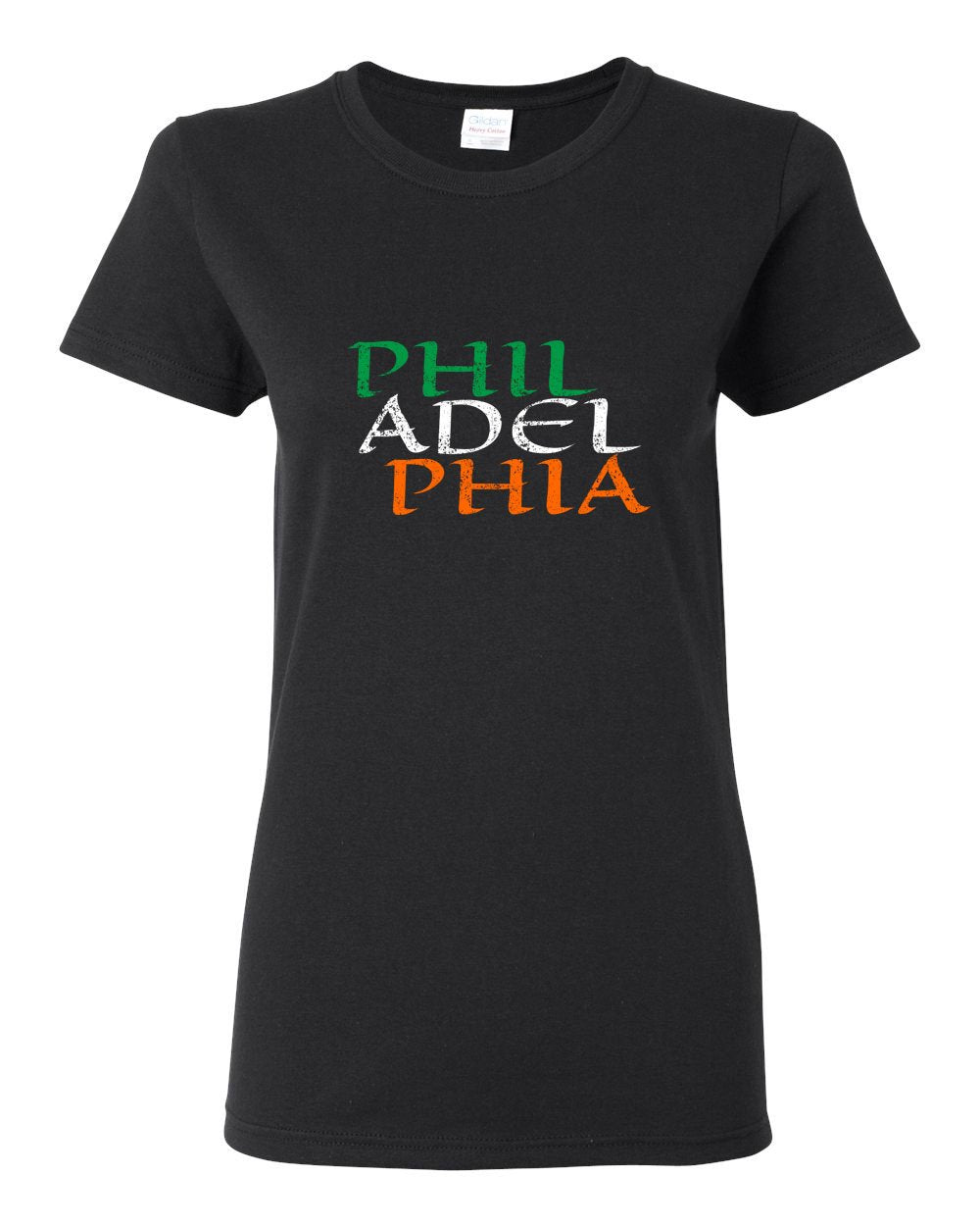 Irish Philadelphia LADIES Missy-Fit T-Shirt