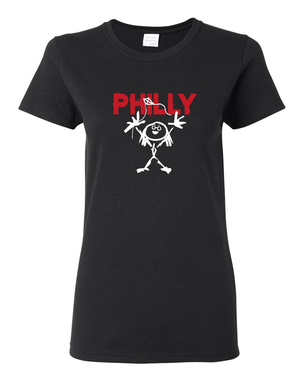 Philly PJ LADIES Missy-Fit T-Shirt
