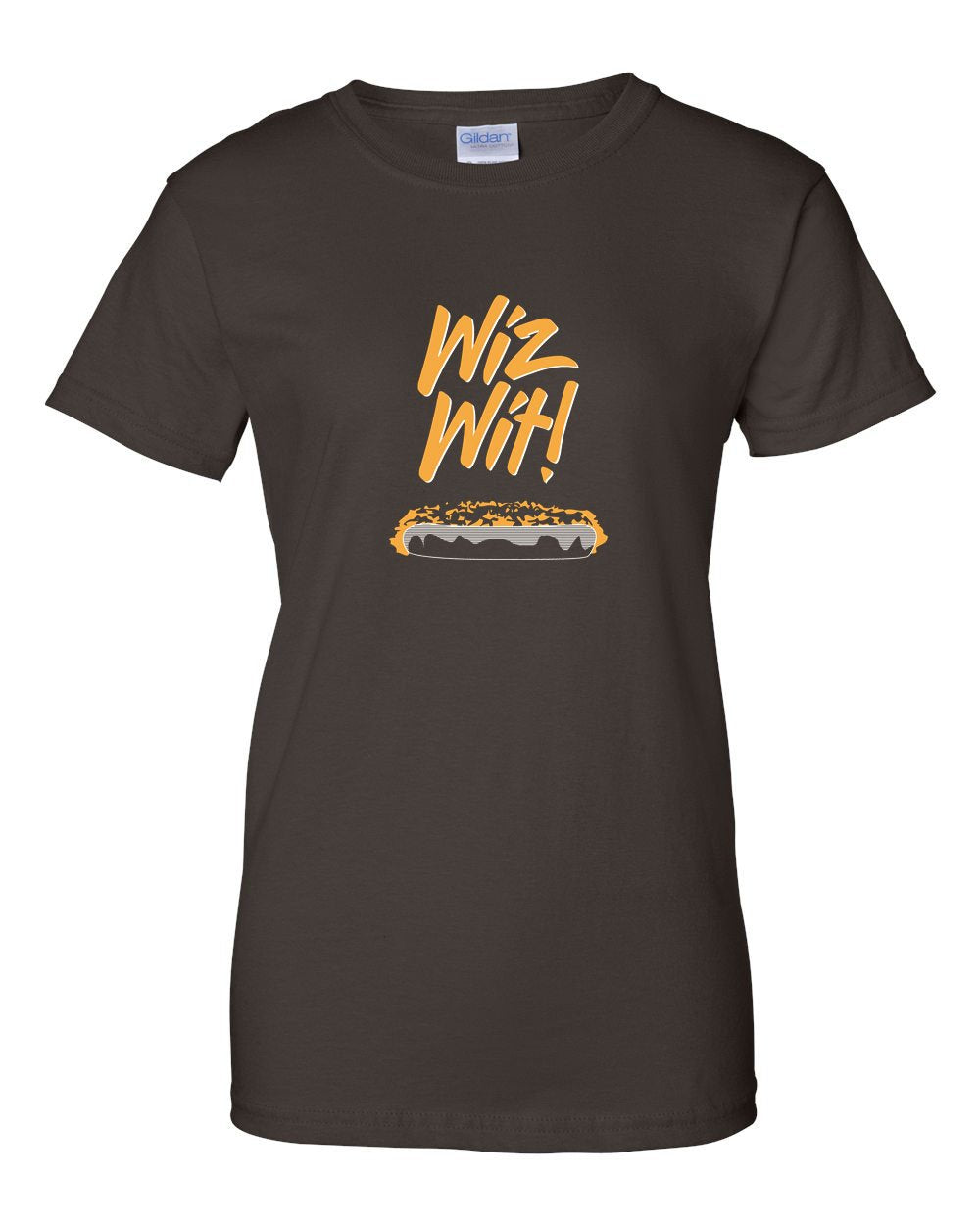 Wiz Wit LADIES Missy-Fit T-Shirt