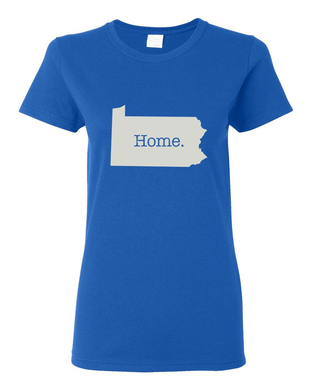 PA Home LADIES Missy-Fit T-Shirt