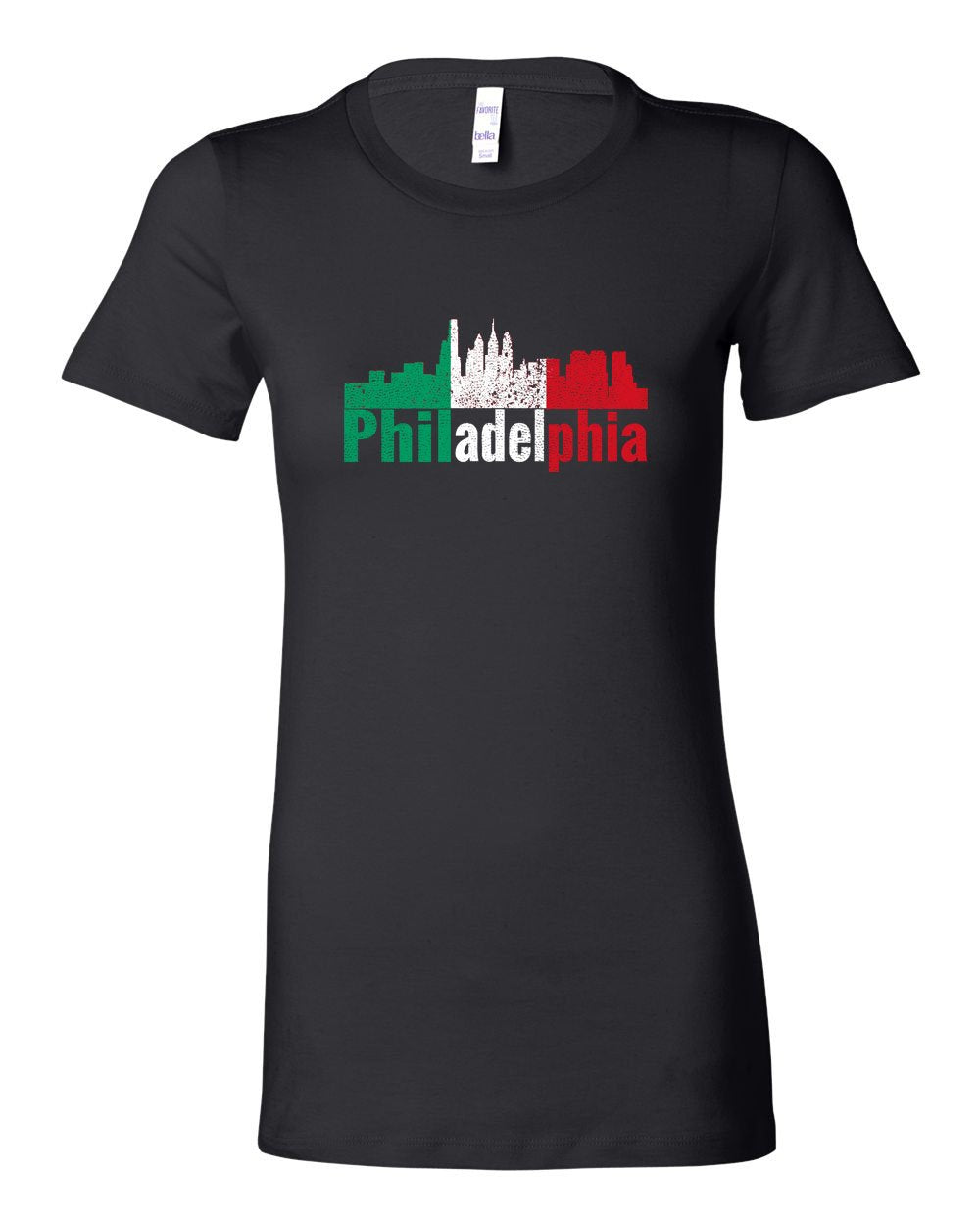 Italian Philly LADIES Junior-Fit T-Shirt