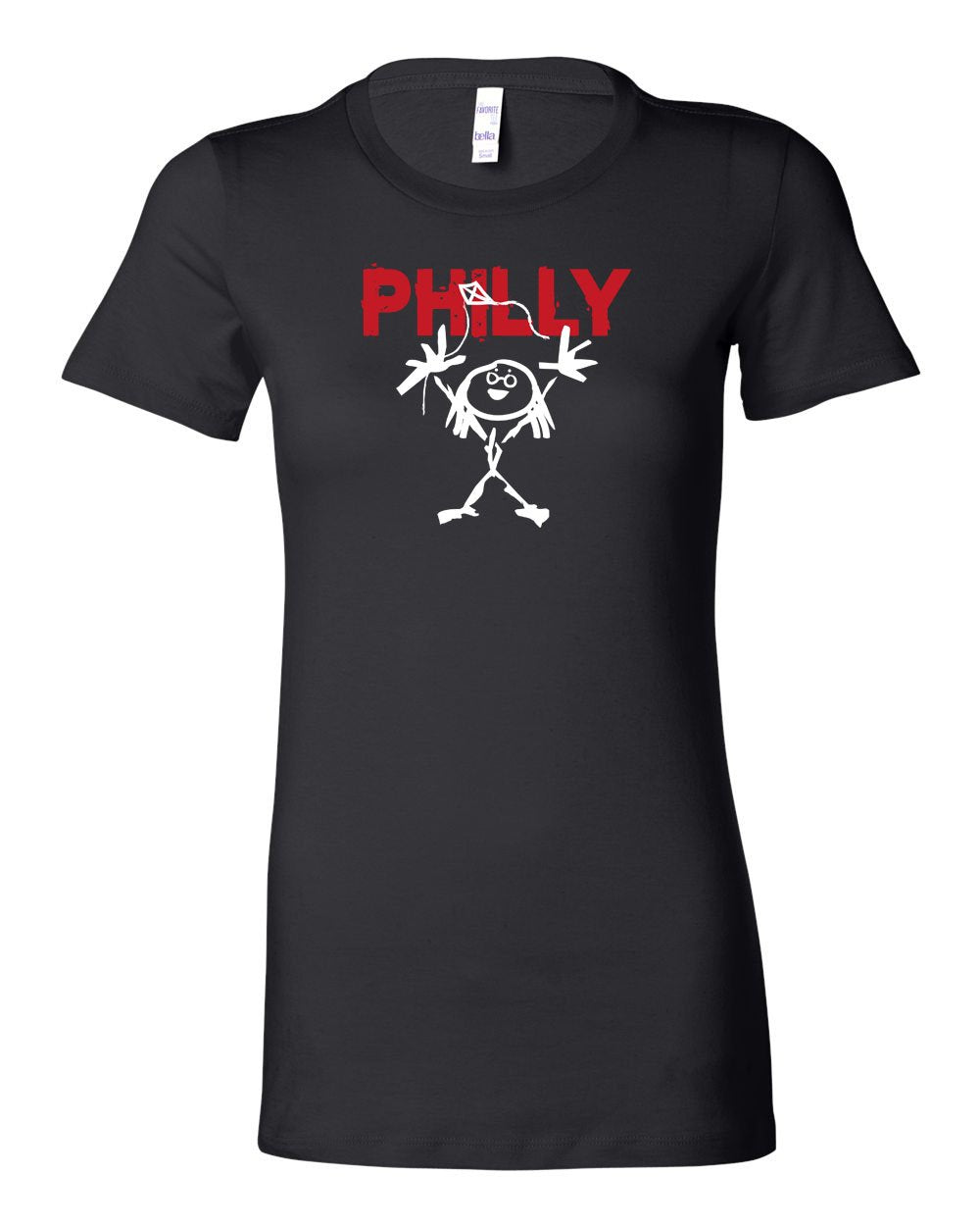 Philly PJ LADIES Junior-Fit T-Shirt